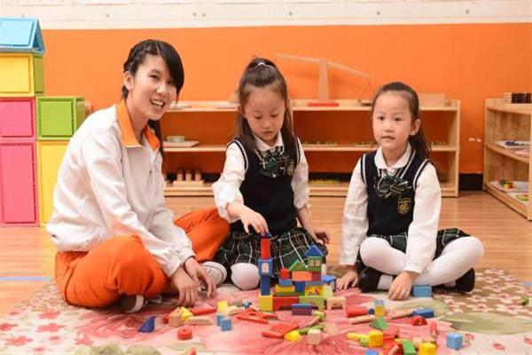 新天际幼儿园加盟
